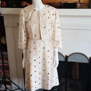 spenser jeremy Silk 2 Piece Dress